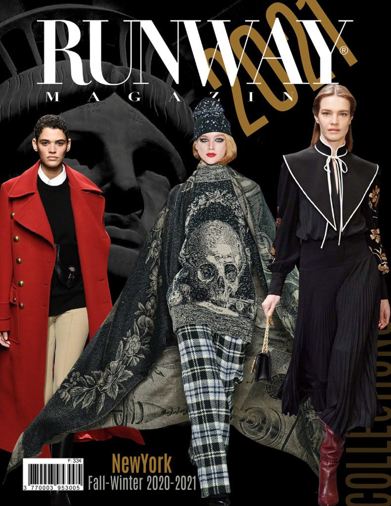 RUNWAY Magazine 2021 issue - Fall-Winter 2020-2021 New York collections