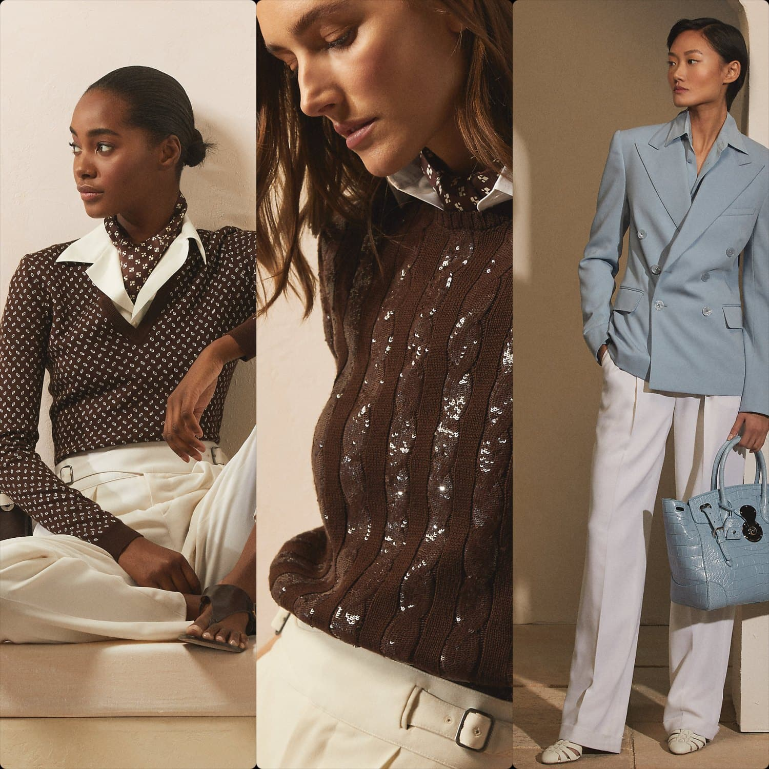 Ralph Lauren Spring 2021 - All or Nothing at All by RUNWAY MAGAZINE