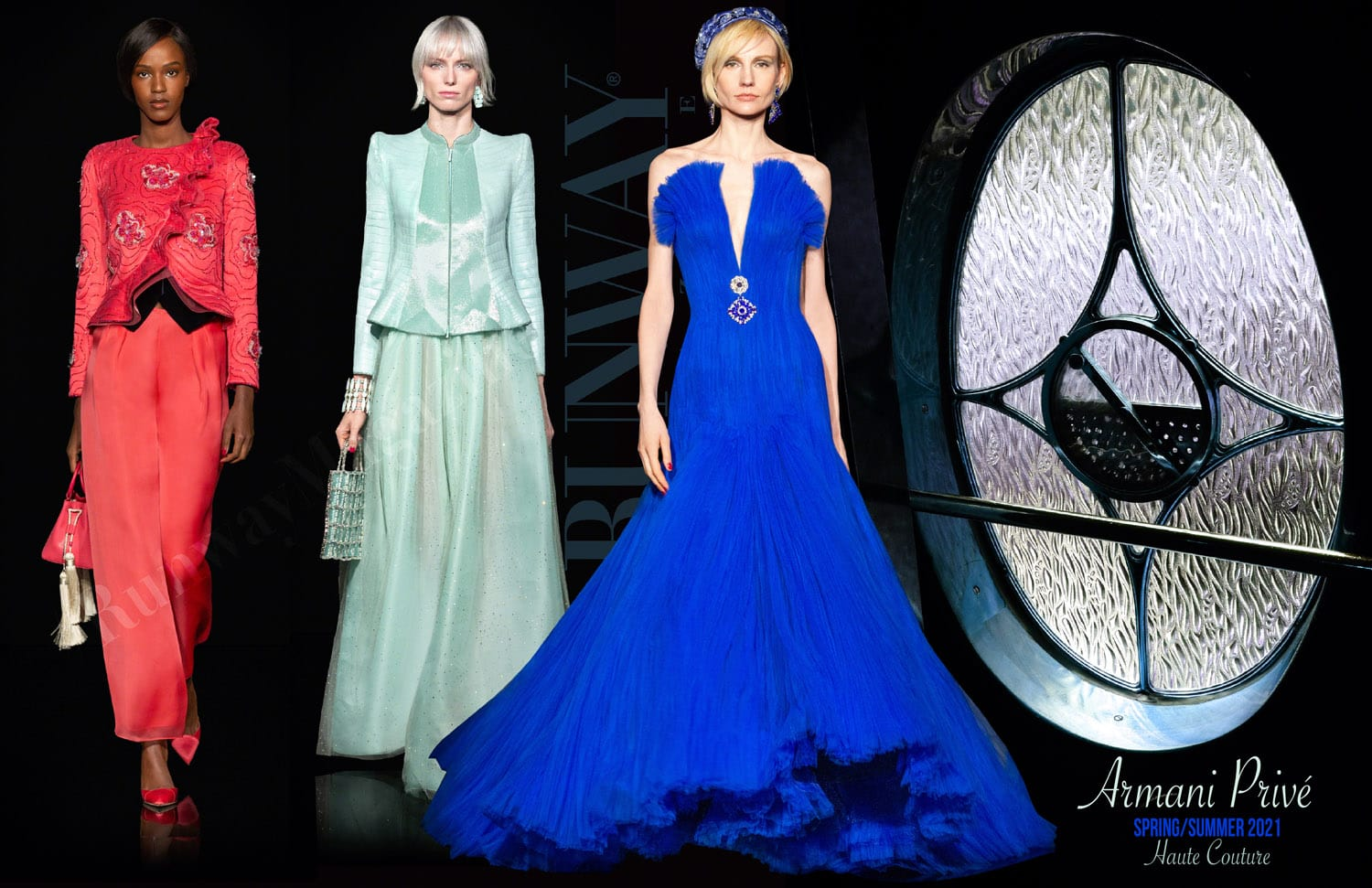 Armani Prive HAUTE COUTURE Spring Summer 2021 by RUNWAY MAGAZINE