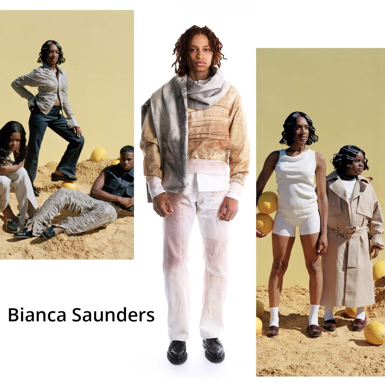 Bianca Saunders - LVMH Prize 2021 by RUNWAY MAGAZINE