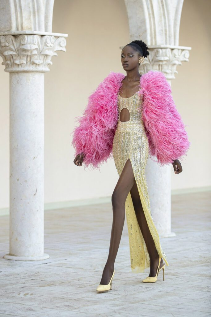 Georges Hobeika Haute Couture Fall Winter 2021-2022 by RUNWAY MAGAZINE