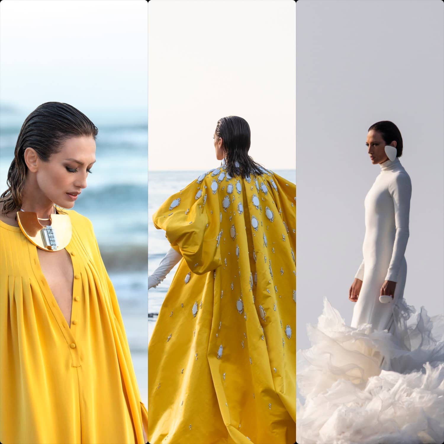 Stephane Rolland Haute Couture Fall Winter 2021-2022 by RUNWAY MAGAZINE