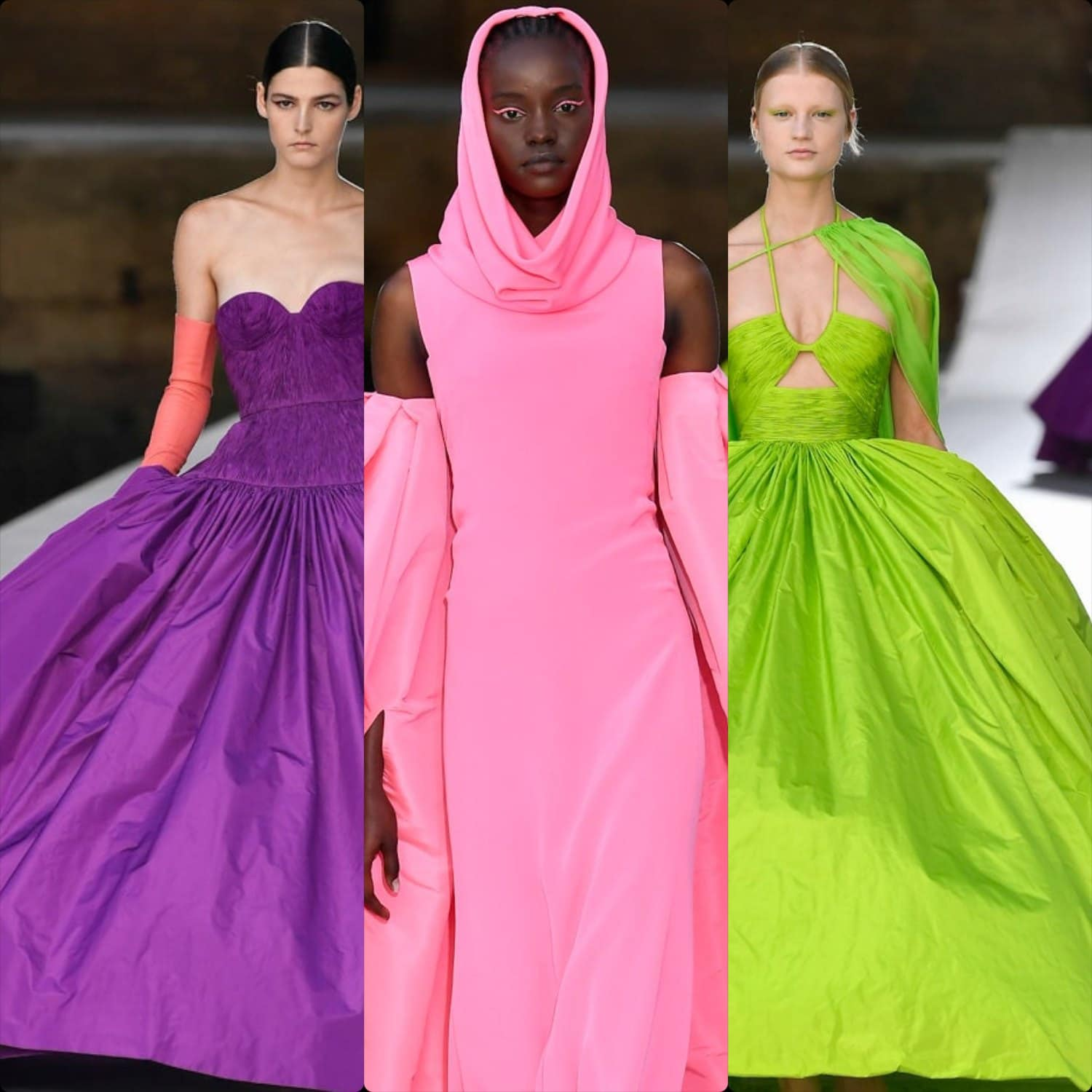 Valentino Couture Fall Winter 2021-2022 by RUNWAY MAGAZINE