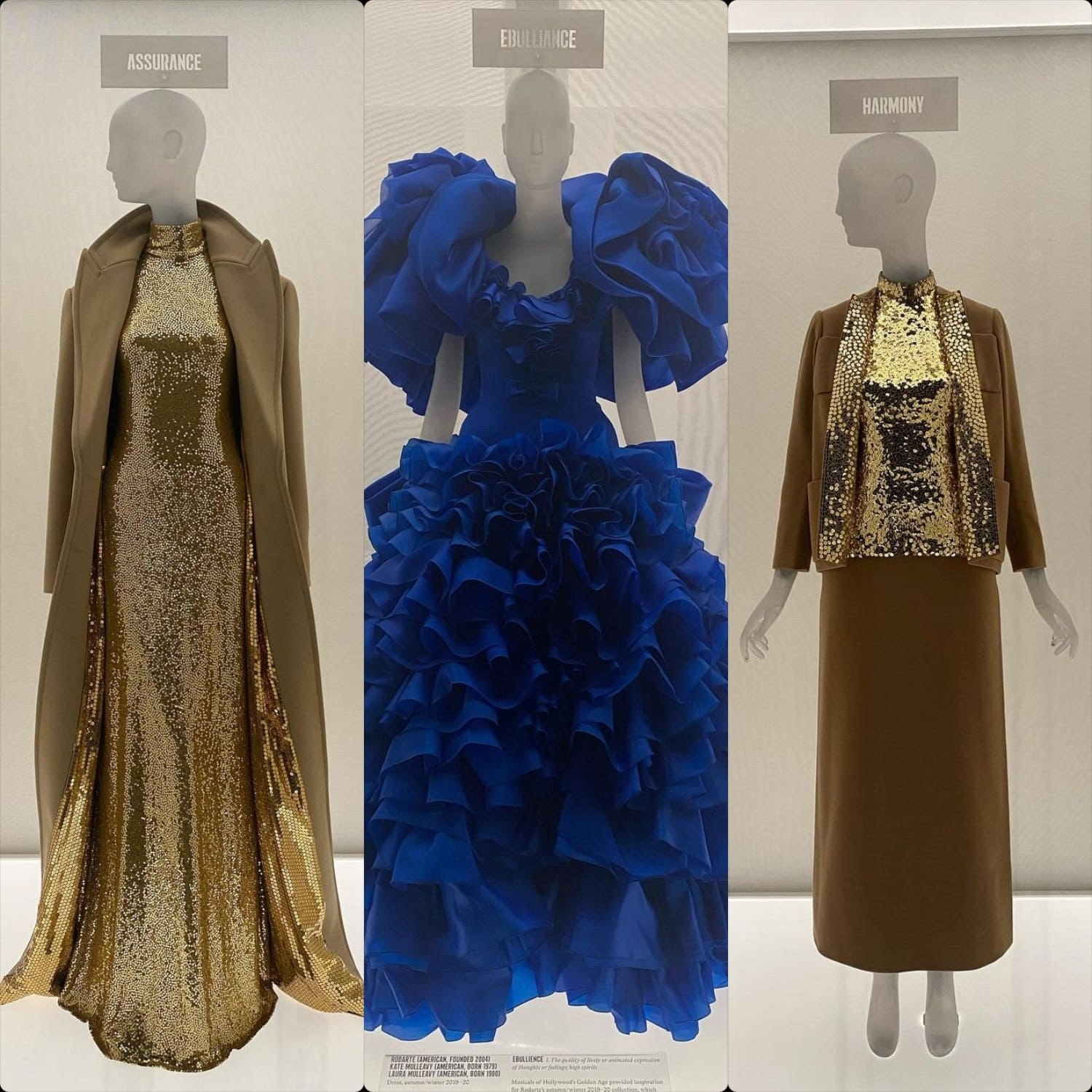 In America - A Lexicon of Fashion - exposition - Met Gala 2021 by RUNWAY MAGAZINE