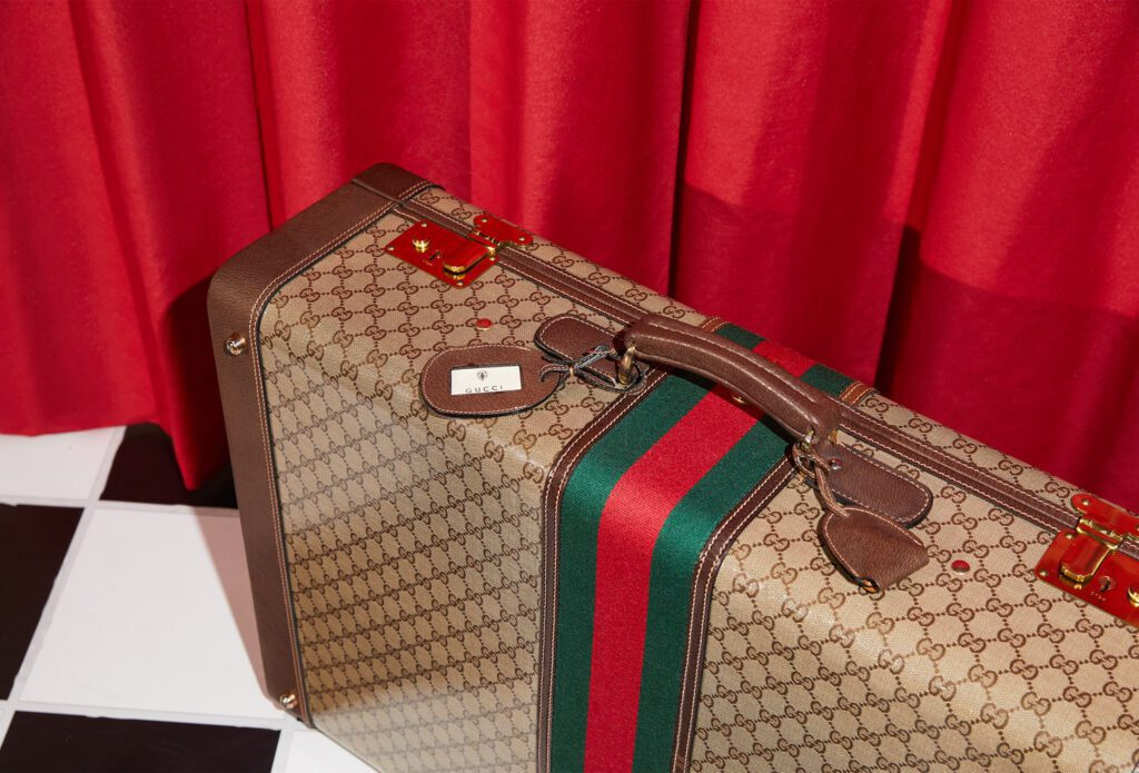 Gucci Vault - digital concept store opening by RUNWAY MAGAZINE