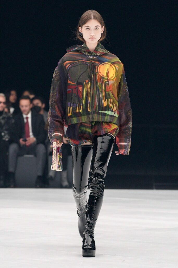 Givenchy Spring Summer 2022 by RUNWAY MAGAZINE